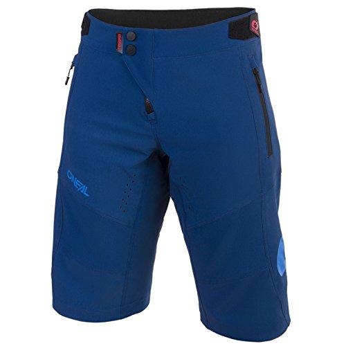 Cargo-jersey-shorts (O'Neal Soul Damen Fahrrad Shorts, 1231-1, Farbe Blau, Größe L)