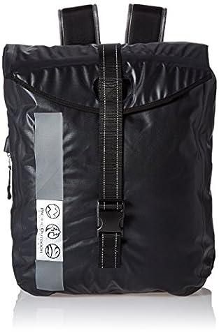 Pacific Outdoor Equipment Crank Commuter Pack (Black, 14 x 5