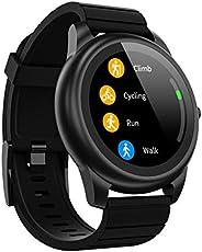Xigmer Smartwatch Sportivo Orologio Fitness Impermeabile Ip68 Braccialetto Di Attività Intelligente Tracker Co