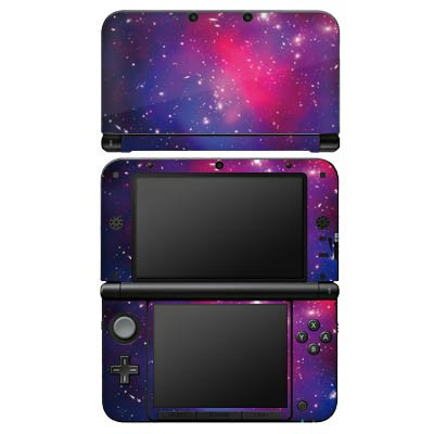 DeinDesign Nintendo 3 DS XL Case Skin Sticker aus Vinyl-Folie Aufkleber Universum Galaxy Space