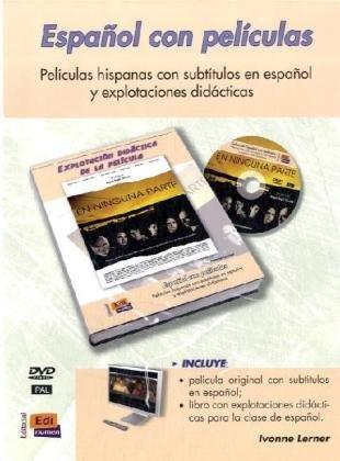 Español con películas : En ninguna parte, DVD mit Begleitbuch - Peliculas Espanolas