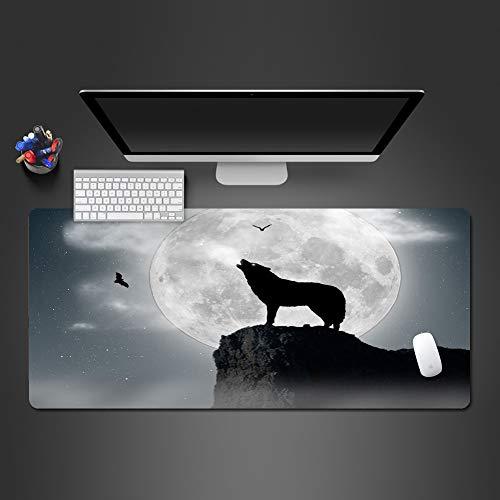 Multi-Color-Maus Gamepad hochwertige Gaming-Mauspad Mode Pad große Spielmatte 900x300x2 -