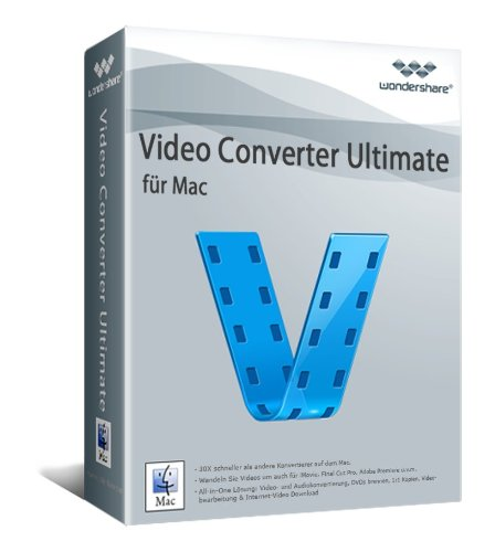 Lion Pda (Video Converter Ultimate MAC Vollversion (Product Keycard ohne Datenträger))
