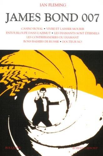 James Bond 007, Tome 1 : Casino Royal, Vivre et laisser mourir, Entourloupe dans l'azimut, Les diamants sont éternels, Les contrebandiers du diamant, Bons baisers de Russie, Docteur No