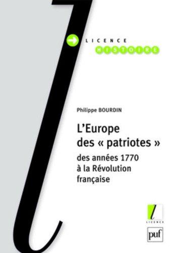 L'Europe des patriotes