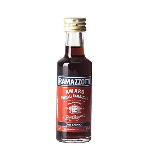 25 mignon RAMAZZOTTI Amaro 3 cl.