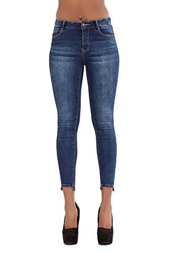 LustyChic - Jeans - Femme Dark Faded Blue