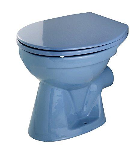 baumarkt direkt Stand WC bermudablau