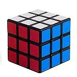 NFHNBABO El Cubo De Rubik Cubo Mágico Cubo 3X3X3 Etiqueta Engomada Velocidad Rompecabezas Distorsionado Juguetes Educativos para Niños