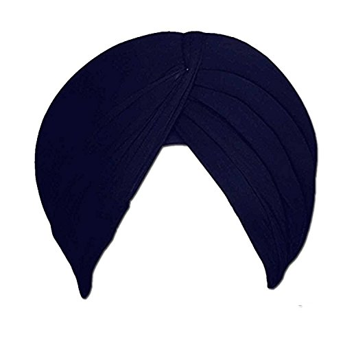 Mittal ELE™ Shahi Sikh Traditional Turbans/Punjabi Hat/Punjabi Pagri/Sikh Full Voile Turban for...