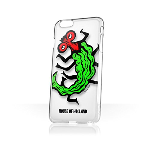 Henry Holland x goo.ey - selbsthaftendes Case für Apple iPhone 6 / 6S Plus (Big Green) Big Green