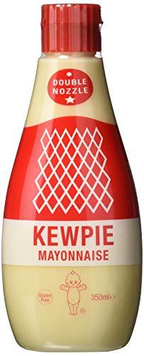 Maionese Kewpie double nozzle - 350 ml