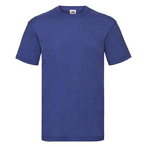 T-Shirt da Lavoro Uomo Maglietta Manica Corta Fruit of The Loom Valueweight