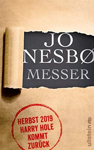 Buchseite und Rezensionen zu 'Messer: Kriminalroman (Ein Harry-Hole-Krimi 12)' von Jo Nesbø