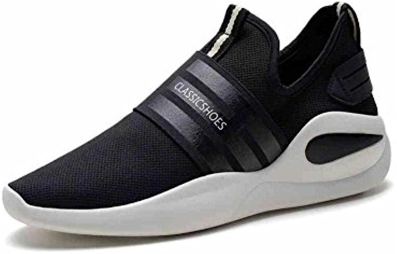 YIXINY Schuhe Klassisch Flut Schuhe Männer Sport Im Freien Freizeit Atmungsaktiv Koreanische Version Frühling