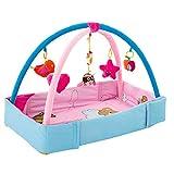 Kinder Kinder Baby Fitness Rack Spieldecke Krabbeln Teppich Matte Gym Spielzeug