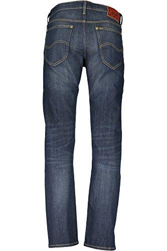 LEE Daren Zip Fly, Jeans Homme, Raven Blue, Taille Unique Blu