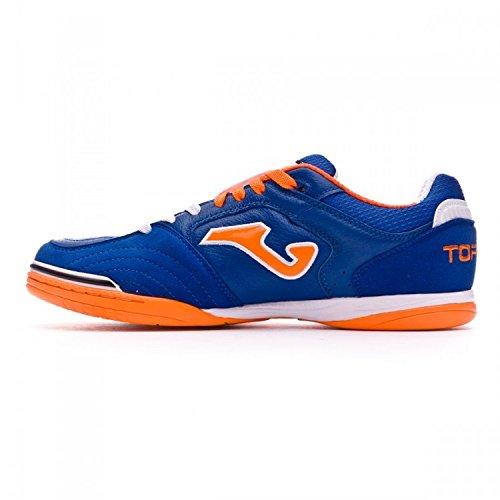 newest 10fd4 a6765 Joma Top Flex 604 Zapatillas, Hombre, Azul, Nº 43.5