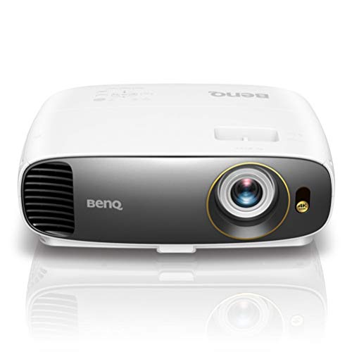 BenQ W1700 4K UHD HDR CineHome Projector  Home Cinema  DLP  2200 Lumens  Movie Mode White