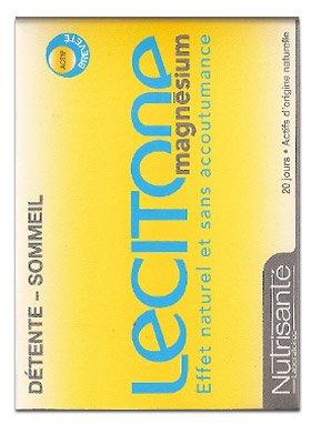 Lecitone Magnesium - Boite De 60 Capsules