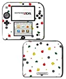 Animal Crossing Special Edition New Leaf City Folk Wild World Video Game Vinyl Decal Skin Sticker Cover for Nintendo 2DS System Console by Vinyl Skin Designs