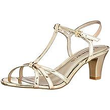 2059fc13d46acc Suchergebnis auf Amazon.de für  tamaris sandalette gold