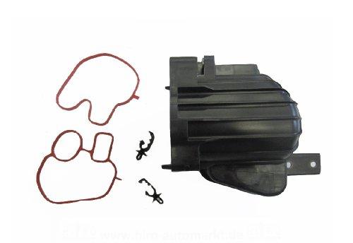 EGR recyclage des gaz d'échappement (eGR) kit radiateur de style pour opel astra, insignia j, zafira c diesel 851123 2.0