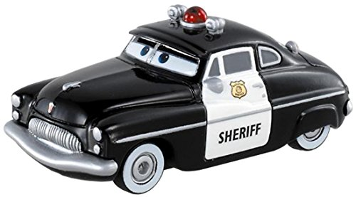 Disney Pixar Cars Tomica Sheriff C-09 (japan import)