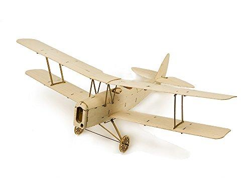 Rc Balsaholz-flugzeuge-kits (arkai Micro Tiger Moth Balsa Kit)