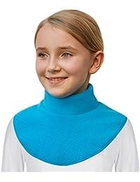 """be baby! Baby & Kinder Winter-Kragen / Wärme-Kragen """"NEK"""" aus weichem Fleece - mit Klettverschluss"""
