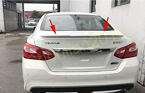 FidgetKute Factory-Stil Spoiler Wing ABS für Nissan Teana Altima 4DR Limousine A