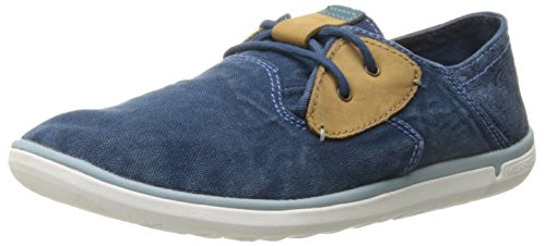 Merrell Duskair Lace-Up Chaussures Femmes blue Wing