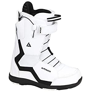 Airtracks Snowboard Boots Strong Quick Lace/QL Snowboardschuhe – QL Snowboardboots – Weiß