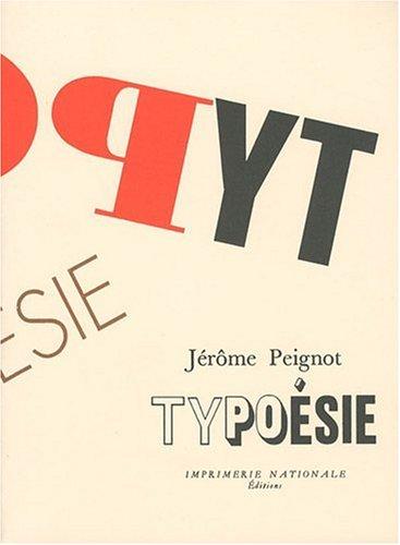 Typoésie