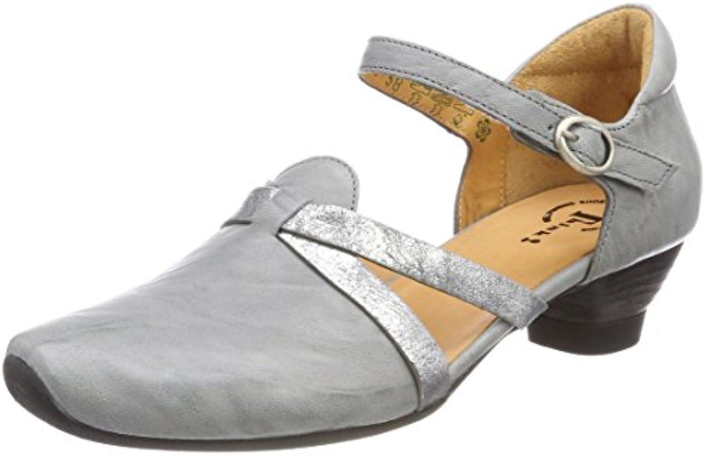 Think Aida_282242, Scarpe con Cinturino alla Caviglia Donna | Buona Buona Buona Reputazione Over The World  | Uomo/Donna Scarpa  4eb94b
