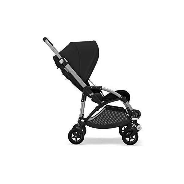 Bugaboo Bee 5, Foldable and Lightweight Pushchair, Converts Into Pram, Black Bugaboo The perfect choice for city living Compact yet comfortable for parent and baby Light and easy one-piece fold for small spaces 1
