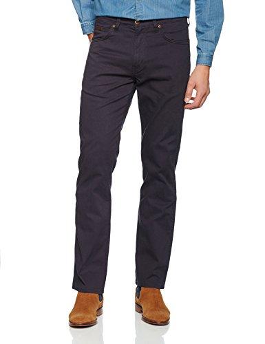 Wrangler - Arizona Stretch - Trousers - Pantalon - Homme Bleu (Blue Blue)