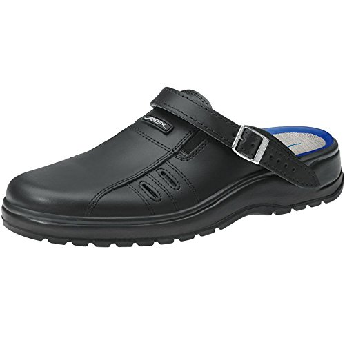 Abeba Light Clog Nero black