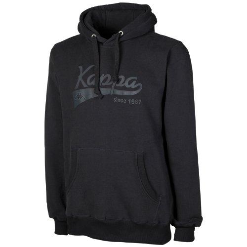 kappa-unisex-sweatshirt-hood-magnet-grey-m-302814