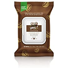 Yes To Coconut Cleansing Wipes, 1er Pack (1 x 30 Stück)