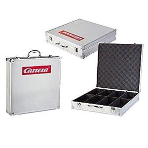 Carrera - Maletín de Aluminio para Coches Digital 124/Exclusiv (20070461)
