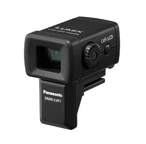 Panasonic DMW-LVF1E Viseur Numérique Externe Pour Lumix GF1 202 K pixels Noir