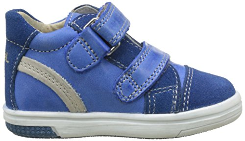 Noël Baby Jungen Mini Maicky Krabbelschuhe Bleu (Cobalt)