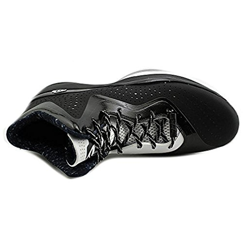 adidas D Rose 773 III Mens Basketball Shoe 10 Black-Scarlet Black/ White