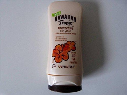 hawaiian-tropic-protective-sun-lotion-100ml-spf-30