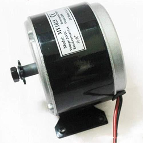 Motore elettrico della bicicletta del motorino elettrico del motore a corrente continua spazzolato ad alta velocità 24V 250W JBP-X