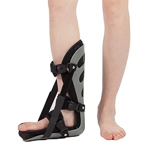 Wanderschuh-Fuß unterstützt Brace Cast-Fraktur-Walker mit verstellbarem Winkel für Verstauchungen,S (Cast Walker)