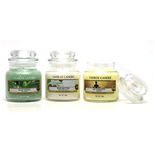 Official yankee candle starter set selection box gift set da 3barattoli signature mini piccolo fresco