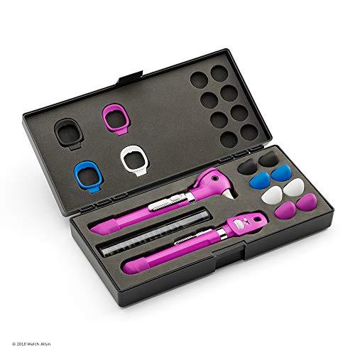 Welch Allyn 5079-232Harvey Elite Stethoskop Accessory Kit, schwarz -