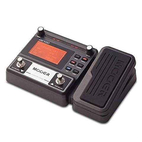 Mooer GE100 GEM Box - Guitar Multi-Effects Processor